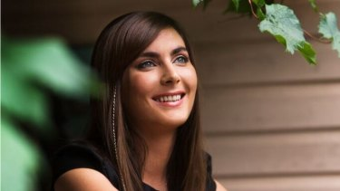 Sophie Kovic has created an app which provides her with passive income.