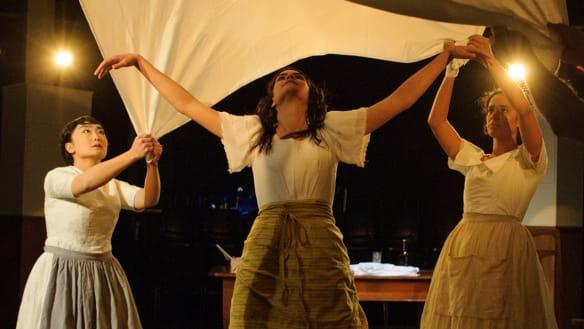Dickens' 'fallen women' break their silence on stage