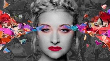 Kate Miller-Heidke album cover