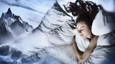 Experts say the ideal is for night shift workers to sleep until just before they start work.