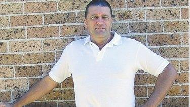 Tony Pettit says he has cut ties with Australia First.