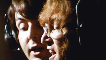 Paul McCartney and John Lennon begin writing songs together in 1962.