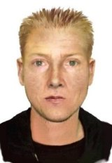 The photofit of Adrian Bayley.
