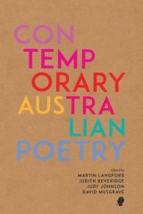 <i>Contemporary Australian Poetry</i> edited by Martin Langford, Judith Beveridge, Judy Johnson, David Musgrave.