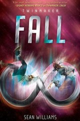 Twinmaker 3: Fall is the final in Sean Williams' clever sci-fi series.