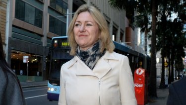 Margaret Cunneen: Facing allegations she perverted the course of justice.