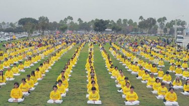 The long-persecuted and banned religious Falun Gong have been identified as key targets of China's live organ harvesting program in a documentary.