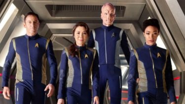 <i>Star Trek: Discovery</i> is set to take Australian sci-fi fans into a new era by cutting Channel Nine out of the equation, in favour of streaming giant Netflix.