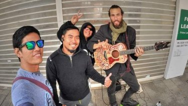Matt Joel says buskers having to get a permit to play in Fremantle will kill the busking culture.