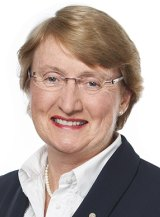 Dr Catherine Yelland, president of the Royal Australasian College of Physicians, which runs the Evolve initiative.