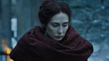 Melisandre, aka the Red Woman.
