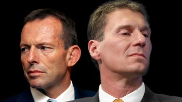 It was reportedly a conversation with Tony Abbott that conviced Cory Bernardi he needed to start his own party.