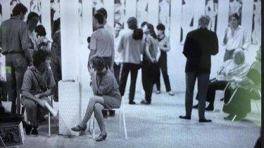 George Street ephemeral traces exhibition looks at Brisbane's emerging art scene 1982-1992