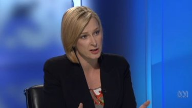 One of 7.30's main problems stems from trying to be all things for all people, which isn't Leigh Sales' fault.