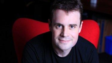 Sebastian Eckersley-Maslin wants more wealthy individuals to back start-ups in Australia.