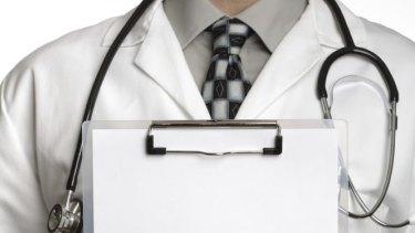 Wear a stethoscope, start a conversation.