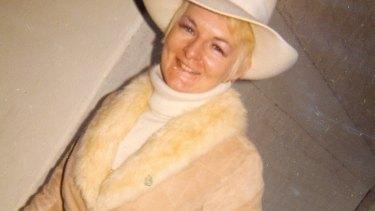 Shirley Finn was found shot dead in her car in 1975.