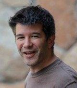 Uber chief executive Travis Kalanick