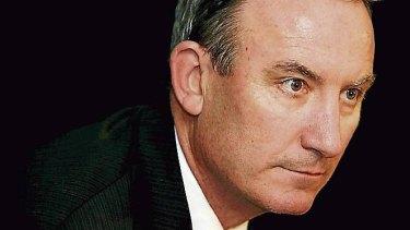 Eagles CEO Trevor Nisbett.