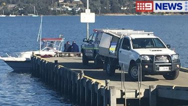 A diver has been killed by a shark off the coast of Maria Island, Tasmania.