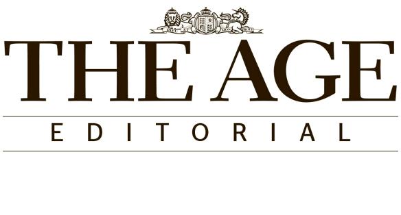 Age editorial dinkus masthead