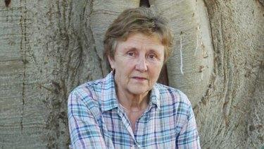 Australian author Helen Garner.