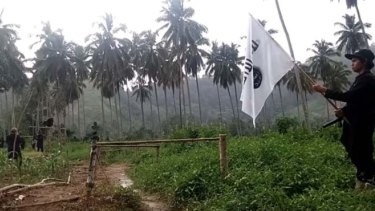 Videos posted online claim to show Philippines-based Islamic State militants training.