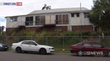 One of the Highgate Hill houses that could be demolished as early as Monday.