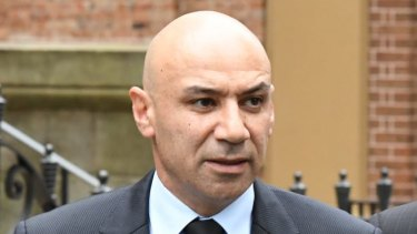 Moses Obeid faces a committal hearing with his father in December as well.