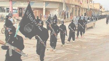 Islamic State.