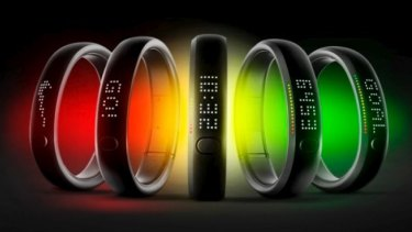 Discontinued: Nike's FuelBand hardware was dropped as the company moved to focus purely on apps.