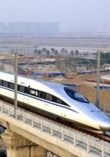"""High speed rail would """"provide an abundant supply of affordable housing for many generations to come"""": John Alexander."""