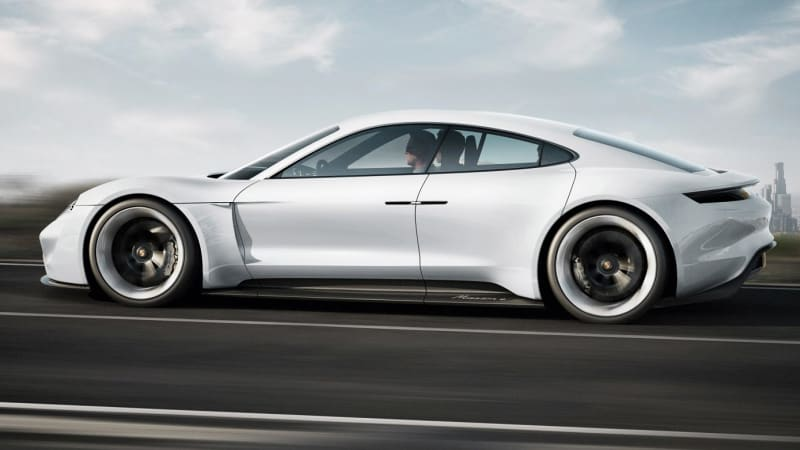 Porsche's electric Taycan is the most important car of 2019