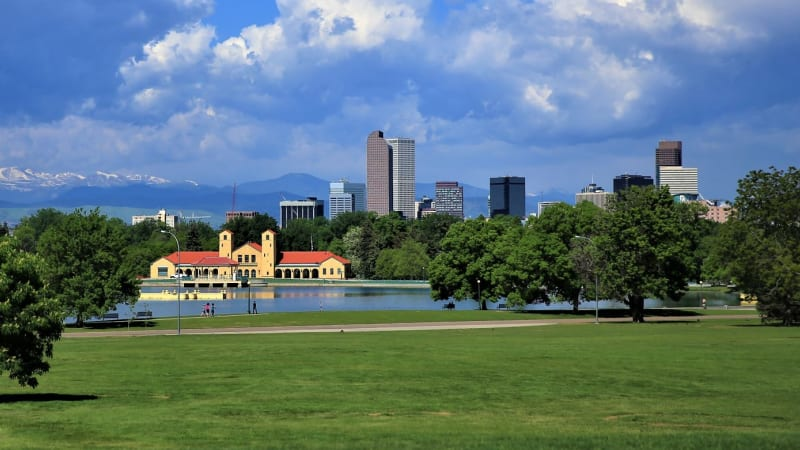 Denver Why The Whole City Is High On Healthy Living