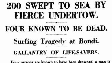 Sydney Morning Herald, 7 February, 1938.