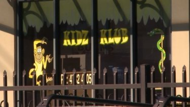 Kidz Klub Playland & Cafe, where the girl was found hanging.