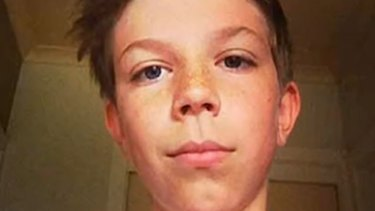 Luke Batty was beaten to death by his father.