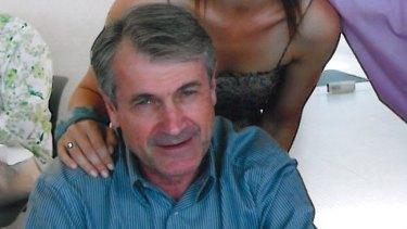 South Australian horse trainer Les Samba was shot dead in 2011.