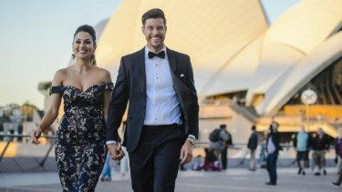 The lovebirds met on The Bachelor earlier this year.
