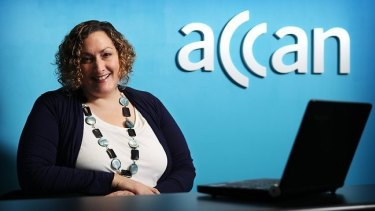 "Chief executive of the Australian Communications Consumer Action Network, Teresa Corbin, said consumers were ""very concerned"" about private information being accessed offshore."