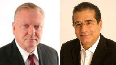 Jurgen Mossack and Ramon Fonseca ... Panama's go-to lawyers for international investors.