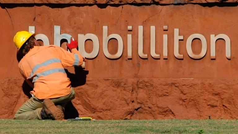 BHP has been accused of underpaying US workers.