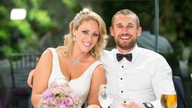 Married At First Sight contestant Clare Verrall was battling PTSD after a random attack when she was matched with TV husband Jono Pitman, who had been charged with assault.