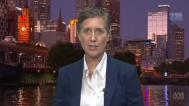 New ACTU boss Sally McManus attracted controversy by opposing the rule of law when it comes to ''unfair'' laws on industrial action.