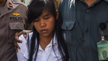 Mary Jane Veloso was spared at the last minute and will not be in the next round.
