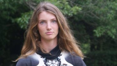 Olivia Inglis, 17, was killed when her horse tripped during an equestrian competition on Sunday.