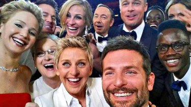 Ellen Degeneres' selfie from the 2014 Oscars was retweeted more than 3 million times.