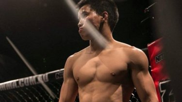 A win would entrench Nguyen, originally from Sioux Falls in South Dakota but fighting out of Brisbane, in the top ten of his division.
