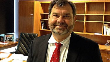 Chief Justice Tim Carmody has offered to resign.