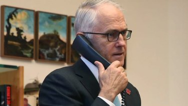 Prime Minister Malcolm Turnbull has made his support of the ANZUS Treaty very clear.